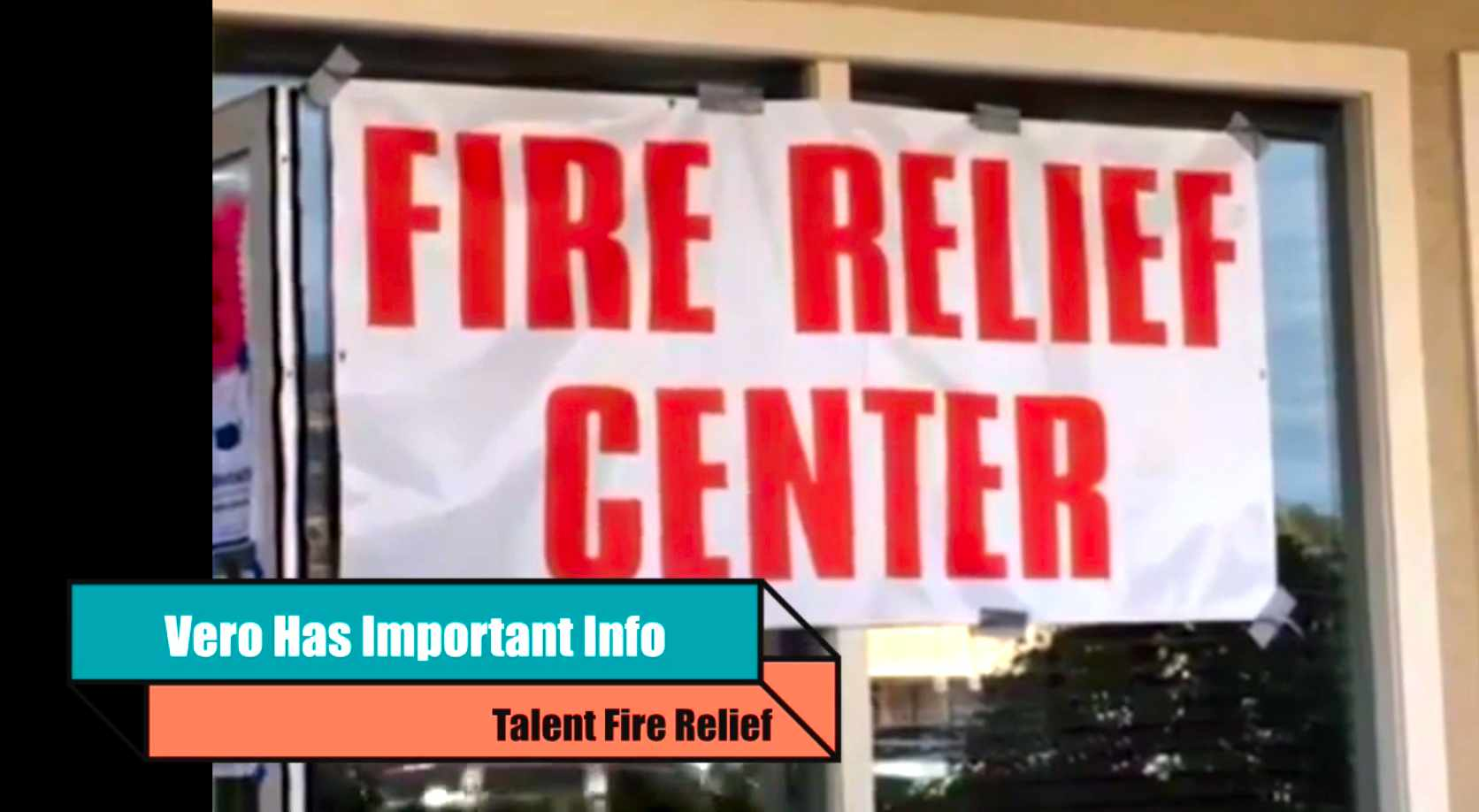 Talent Fire Relief station